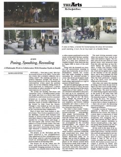 New York Times Endurance